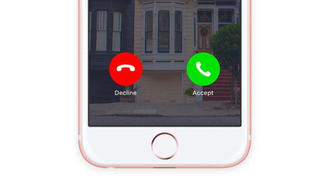jak zablokovat volajiciho na iphone
