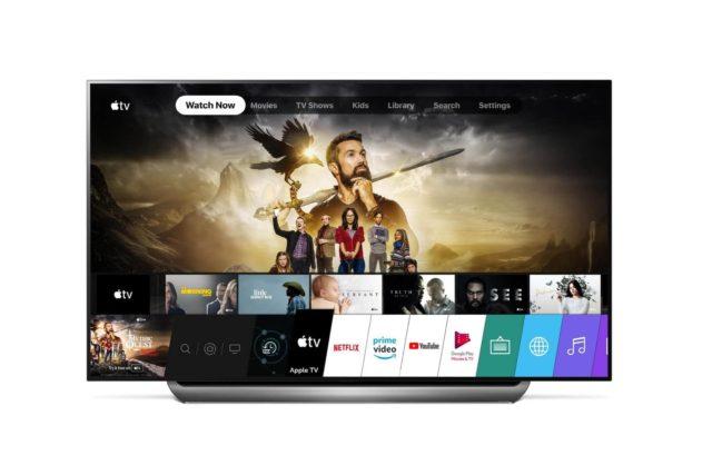 Apple tv na LG tv