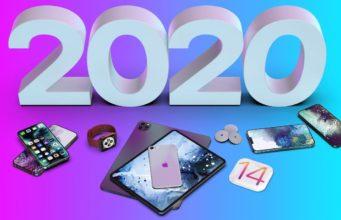 apple chysta nove produkty v 2020