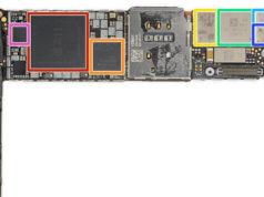 iphone zakladni deska