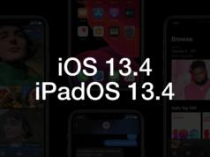 byl vydan iOS-13.4-pro vyvojare