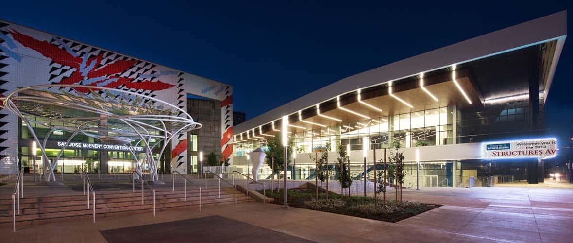 McEnery Convention Center v San Jose