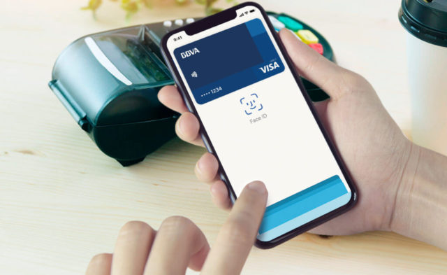 placeni s apple pay na iphone