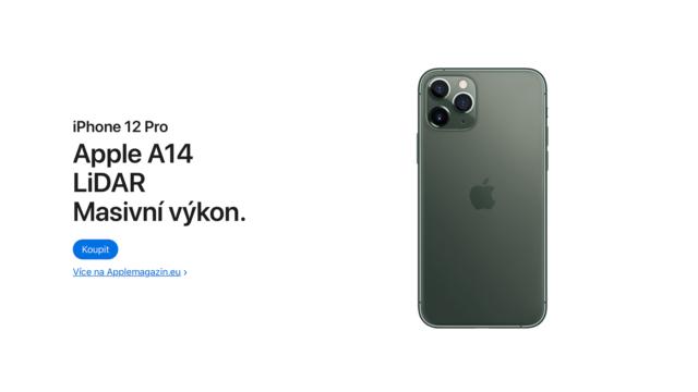 iphone 12 pro masivni vykon
