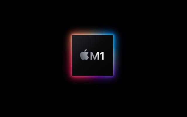 apple M1 procesor-apple silicon
