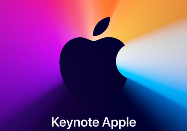 apple event listopad 2020