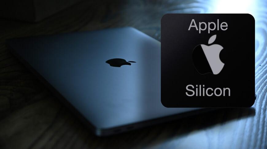 macbook s apple silicon